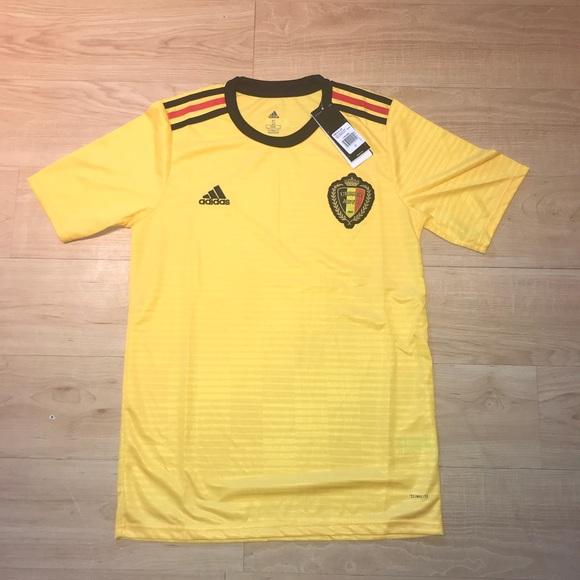 0132c89f4 adidas Belgium Away Jersey 2018. NWT